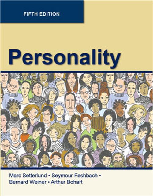 Personality (Black & White Paperback)