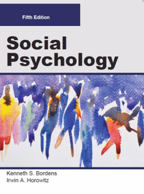 Social Psychology (Black & White Loose-leaf)