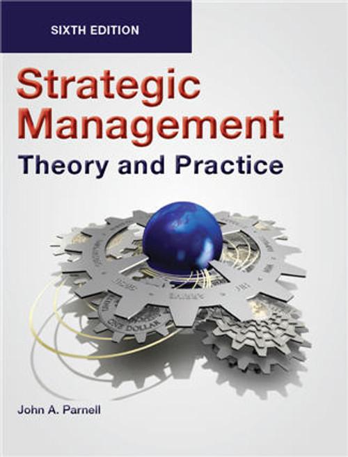 Strategic Management (Color Paperback)