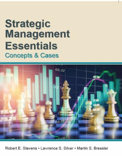 Strategic Management Essentials (Color Paperback)