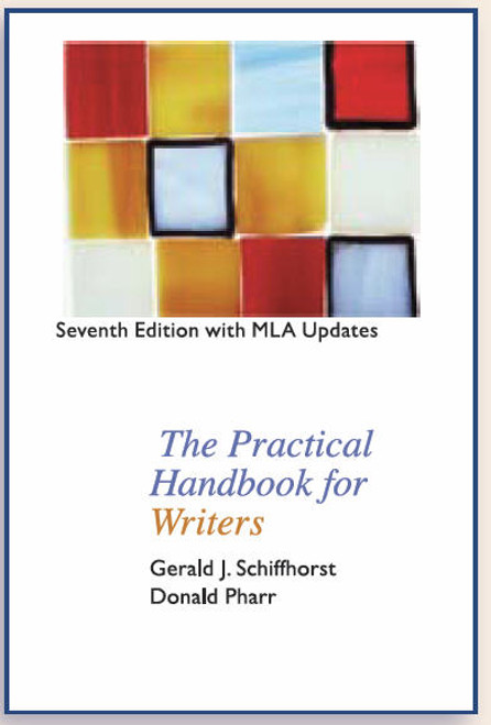 The Practical Handbook For Writers 7e (Spiral Bound Black & White)