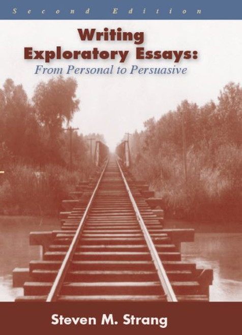 Writing Exploratory Essays (Black & White Paperback)