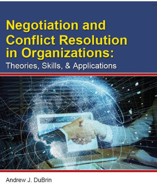 Negotiation and Conflict Resolution (Color Paperback)