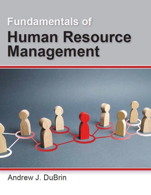 Human Resource Management (Black & White Paperback)