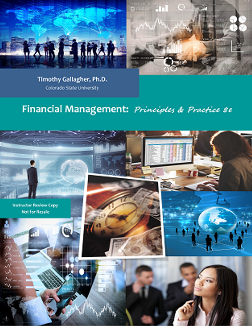 Financial Management 8e (Access Codes to Junction Ed Platform)