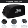 Keep Your BackMax Clean & Safe with the new BackMax Travel/Storage Bag - only $29 when you order it with your BackMax Foam Bed Wedge System