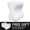 Free Cool Leg Pillow Zippered Cover for Cool Leg Pillow today