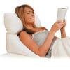 Contour Flip Pillow Fiber Bed Wedge