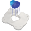 Kabooti Ice is a donut cushion with removable gel pack insert to provide you cooling relief