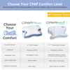 Choose your comfort - CPAP Pillow vs. CPAPMax Pillow 2.0 cpap bill differences