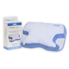 CPAP Pillow 2 Replacement Cover is designed to fit the unique shape of the CPAP Pillow 2.0