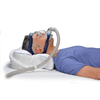 CPAPMax Pillow features extended hose tether to allow your hose to move with you through the night