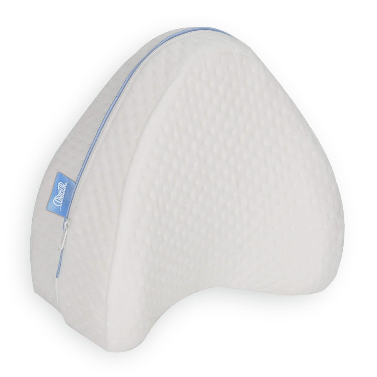 Comfy Leg Pillow Cotton Leg Pelvic Sleeping Orthopedic Back Hip Joint Pain Foam