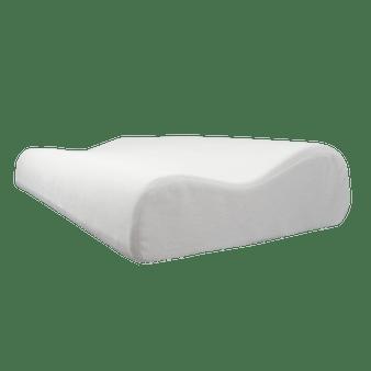 Velour Pillow case for Contour Shaped Pillows