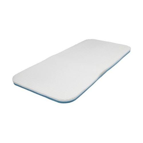 Contour Cloud Memory Foam Mattress Topper with Extra Lumbar Support