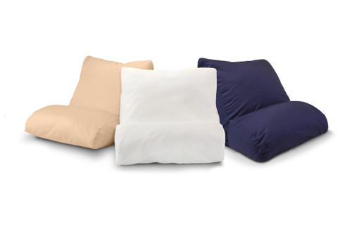 Flip Pillow cases protect and brighten your Flip Wedge Pillow
