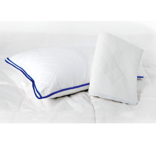 Premium Pillow Cover is reversible!