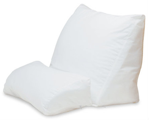 King Size Contour Flip Pillow