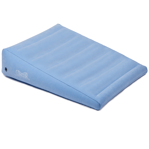 Contour 2-IN-1 Inflatable Back Wedge Cushion