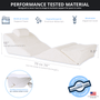 Contour BackMax Full Body Support Bed Wedge System