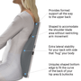 Designed to allow you to freely move without being constricted