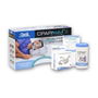 CPAPMax Comfort Kit Includes - CPAPMax Pillow 2.0, Custom Fit Pillow Case in your choice color, Mask Wipes and a Quilted Hose Cover