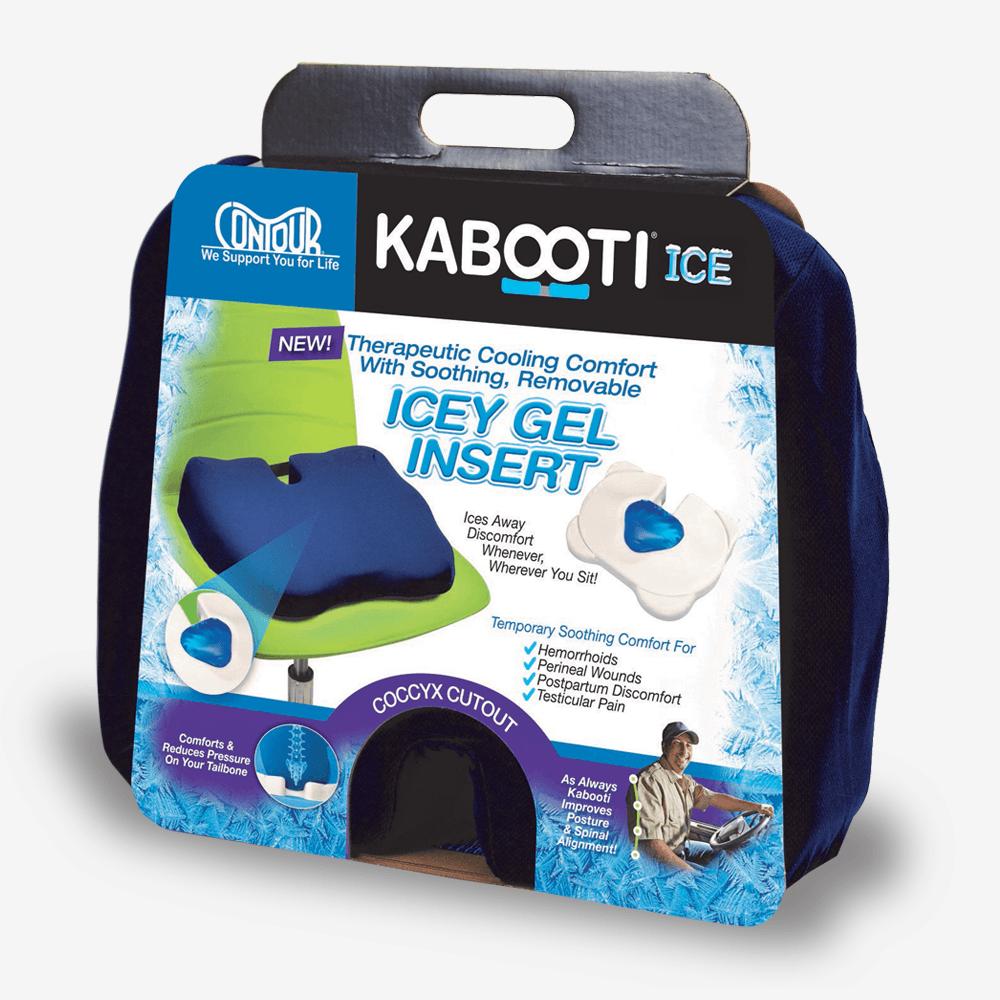 ... Kabooti Ice Donut Seat Cushion for Hemorrhoids ...