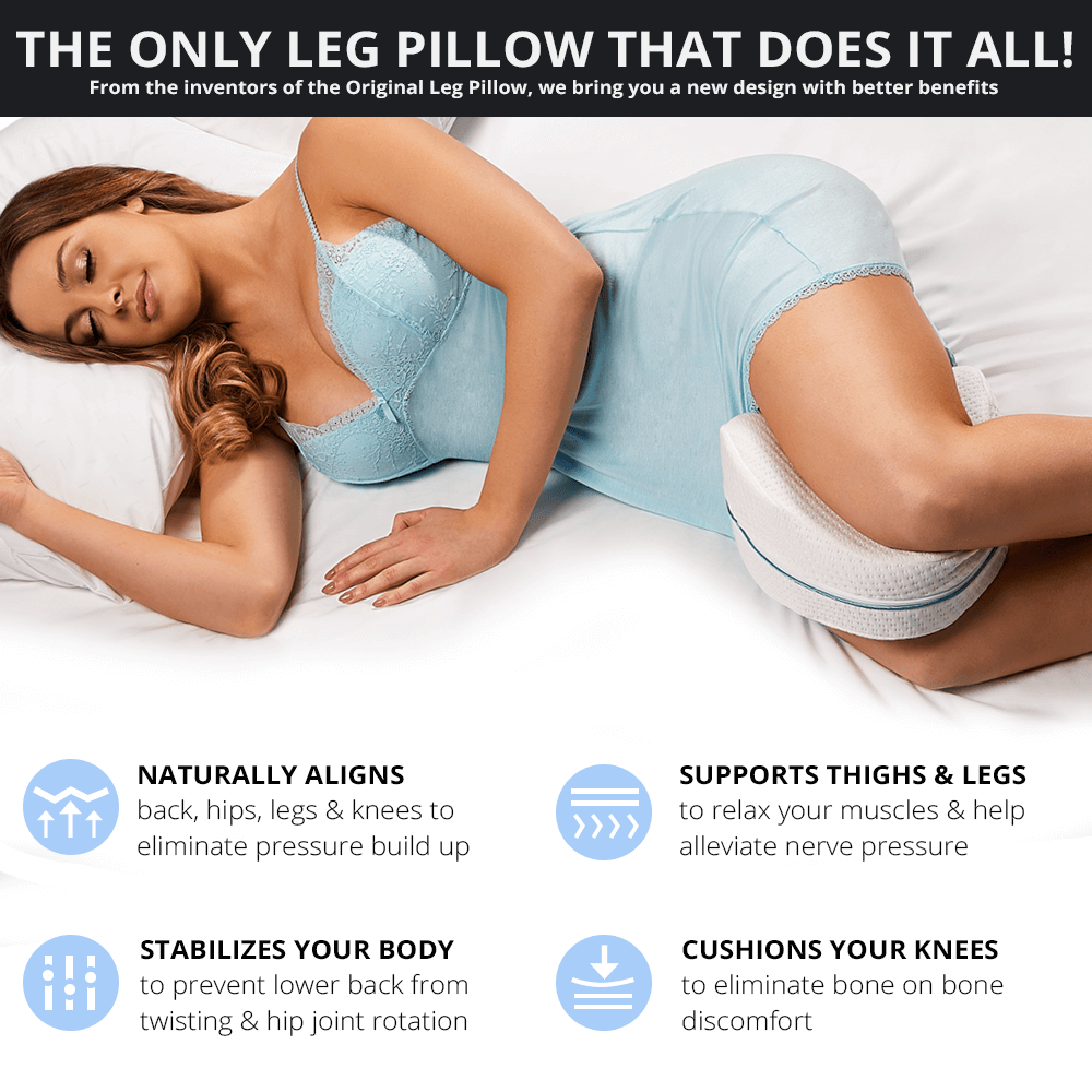 DIY Pillows Pressure Relief Knee Hip