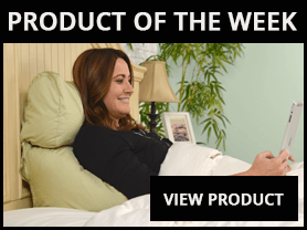 Contour Flip Pillow - 10 in 1 Different Uses for Comfort & Support in Any Position. Learn More