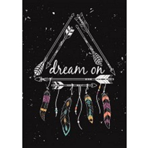 Poster Dream ON A4 size