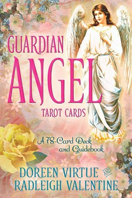 Guardian Angel Tarot Cards   Is a comforting and safe way to get clear answers for yourself and others.  Doreen Virtue and Radleigh Valentine created this 78-card deck and accompanying guidebook for highly sensitive people.