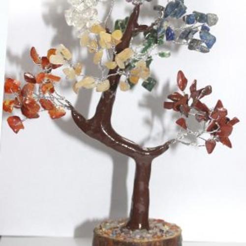 Gem Tree Chakra 160 Bead Approx 20cm x 15cm