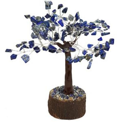 Gem Tree Wish Lapis Lazuli  Approx 20cm x 15cm