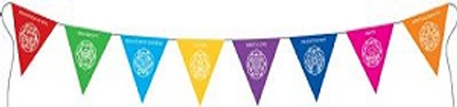 Banner Bunting Affirmation Triangle  Approx 15cm x 150cm