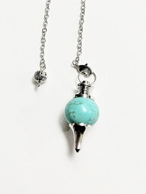 Pendulum Sphere Turquoise