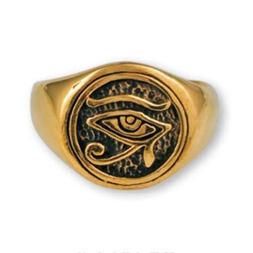 Eye Gypsy Rose Bronze Size 7