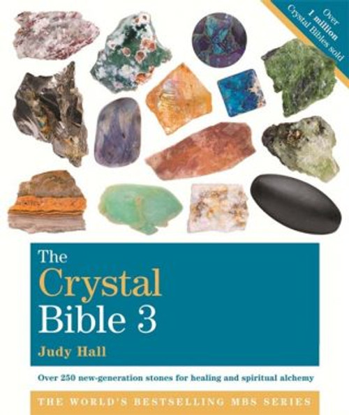Crystal Bible 3  Over 250 new-generation stones for healing and spiritual alchemy.  This third volume of the best-selling Crystal Bible presents more than 250 new generation, high-vibration stones for healing and transformation. Included are many new and rare minerals whose esoteric properties are not described elsewhere.  This essential guide also includes a section on crystal skulls, crystal beings, Madagascan stones, and how to work with the 'new' chakras, such as the Soul Star and Manifestation chakras, that are stimulated by the powerful crystals featured