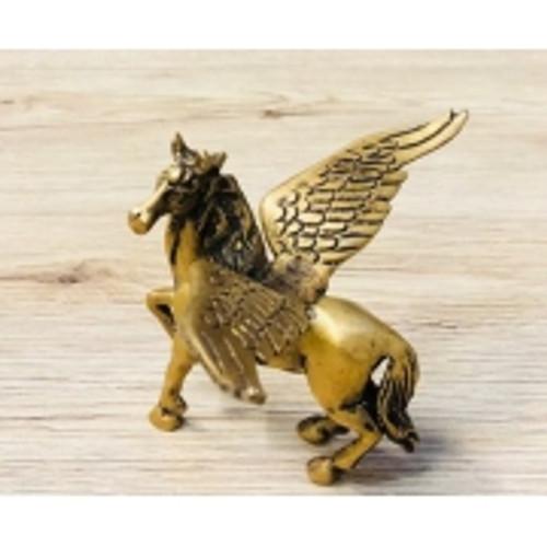Brass Pegasus Approx 16 x 10cm