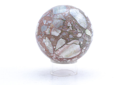 Sphere Beccicated Jasper Approx 6cm