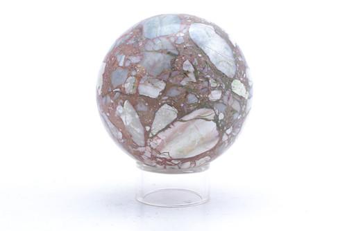 Sphere Beccicated Jasper Approx 6cm