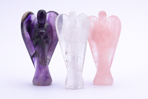 Crystal Angels Approx 5cm tall