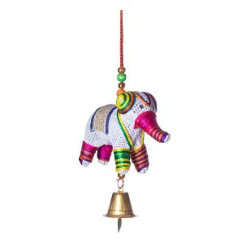 Hanger Elephant Bells  Approx 15cm