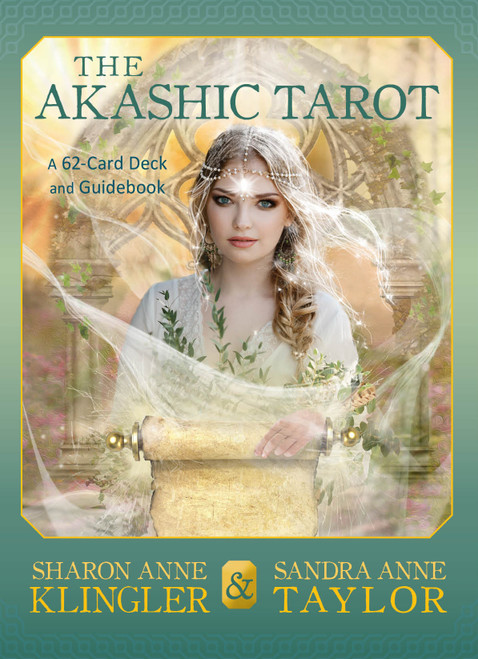 The Akashic Tarot Best-selling authors design a unique 62-card Tarot deck to help you tap into the wisdom and power of your Akashic Records and bring guidance from the Angels, Ascended Masters, and your Spirit family into the deck The Akashic Tarot The Akashic Tarot is an astoundingly accurate tool for predicting the future, unveiling hidden insights, and unleashing new powers.