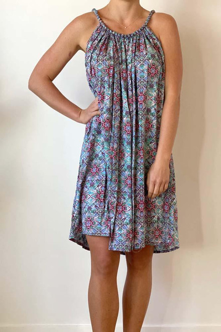 SD Delta Dress Snowflake  Perfect for hot summer days Size fits 8-16