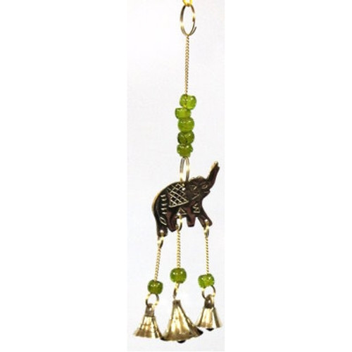Elephant chimes. Beads may vary in colour. size is approximate 30cm x 4cm