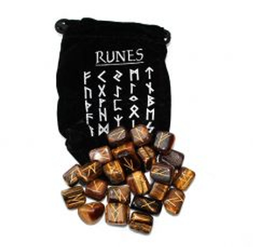 Runes Tiger Eye