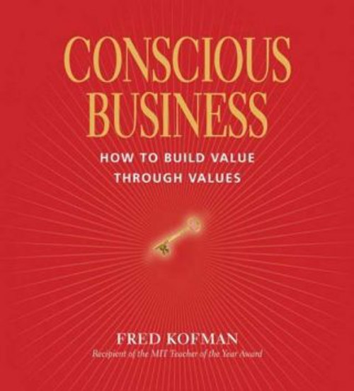 Conscious Business (3 CD) More and more business leaders are catching on to an often overlooked fact: consciousness is our basic faculty for survival and success. Without it, we forget what is important to us and lose sight of the steps we might take to reach those goals.  Conscious business, explains Fred Kofman, means shining this awareness on every area of your work: in recognizing the needs of others and expressing your own in seeing the hidden emotional obstacles that may be holding your team back in making good decisions under pressure, and even in delving into such spiritual questions as Who am I? and What is my real purpose here?  In Conscious Business, this visionary teacher and consultant to Google, Microsoft, Yahoo! and other leading companies presents the complete training manual in the breakthrough techniques he has shared with over 20,000 executives on four continents, including:  Unflinching integrity, the key to success beyond success Why culture, not know-how, is the best place to first focus a company's improvement efforts and how to pull it off Right leadership, and how it translates into making more money A conscious business fosters peace and happiness in the individuals, respect and solidarity in the community, and mission accomplishment in the organization, teaches Fred Kofman. With Conscious Business, you hold the definitive resource for maximizing profit and potential in the workplace and beyond.  Created by Fred Kofman as a companion to the book, the Conscious Business audio program explores key insights in greater depth in an engaging seminar format.  3 CDs (3 hours, 54 minutes)