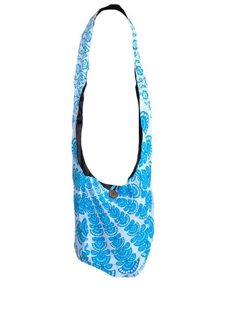 Bag Shoulder Mandala Blue