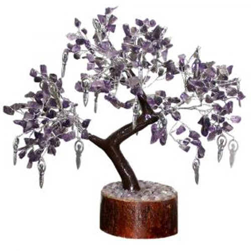 Gem Tree Healing Amethyst 160