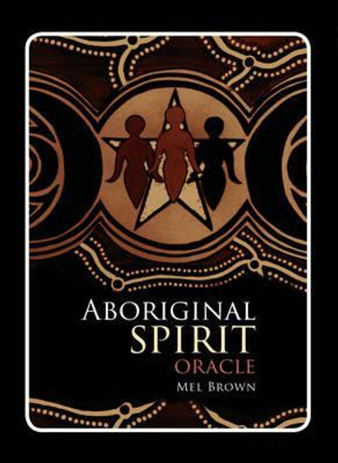 Aboriginal Spirit Oracle  Featuring 36 cards beautifully illustrated to represent the mental, emotional and spiritual aspects of our soul and desires, the Aboriginal Spirit Oracle Cards is a powerful tool to navigate your consciousness towards empowerment and self-healing.  Touching on deeply spiritual qualities of the native aboriginal tribes, the Aboriginal Spirit Oracle is a practical tool to facilitate spiritual awareness to guide you through life and clarify questions and issues that arise, allowing peace to encompass your heart again.